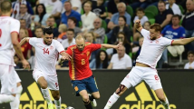 مردود متميّز لتونس في مواجهة إسبانيا، و لاعبون فقدو مكانهم في التشكيلة
