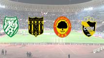Ligue 1: le programme des quatre équipes concernées par la relégation