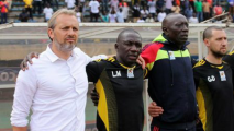 CAN 2019: l'Ouganda de Sébastien Desabre surprend la RDC