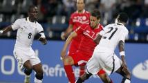 فوز ودي واحد لتونس ضد غانا وهزائم بالجملة