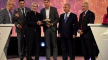 Algérie: le Soulier d'or pour Mohamed Zaabia