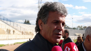 ES Tunis: Ben Yahia exclut un joueur du voyage en Egypte