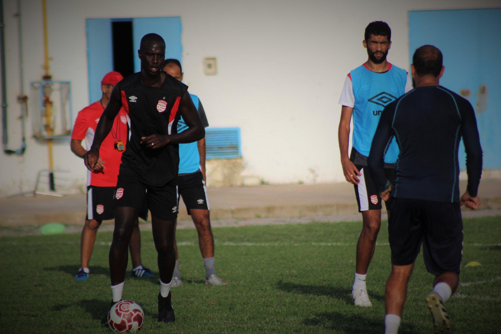 النادي الإفريقي يفسخ عقد دياكيتي