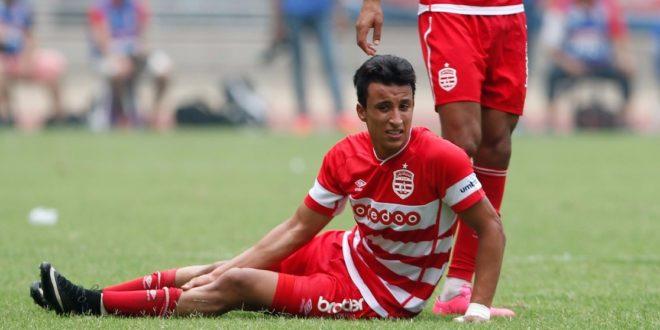 النادي الإفريقي : إصابة لأحمد خليل، و الإدارة تلغي التّربّص الخارجي