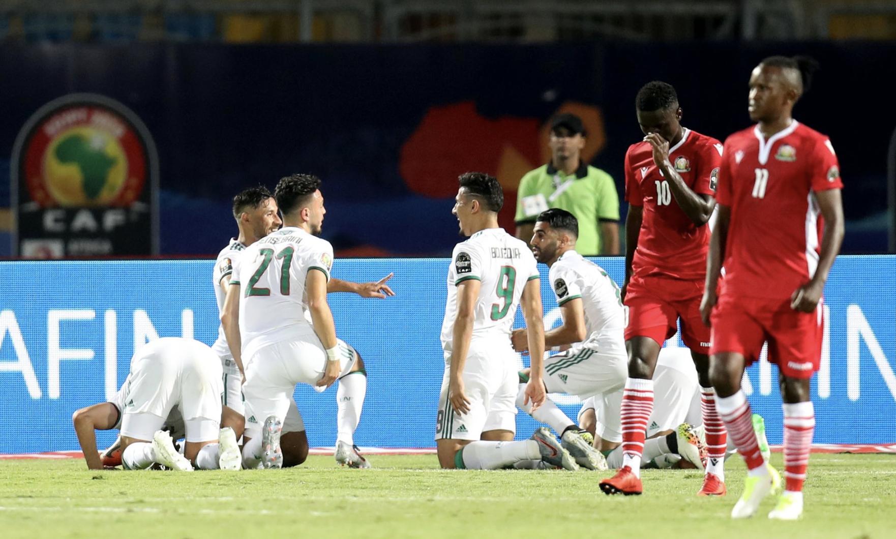 CAN 2019 : L'Algérie brille d'entrée!
