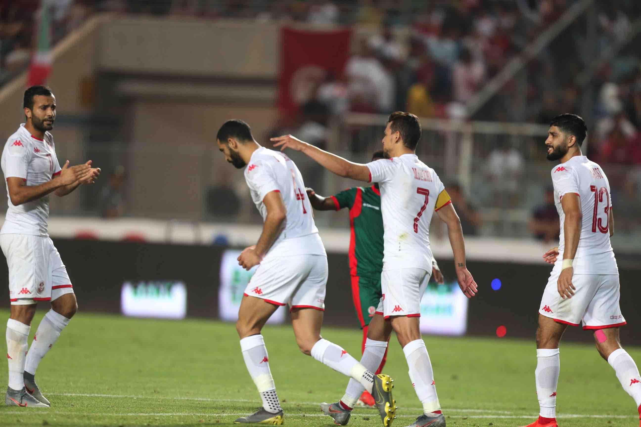 بعد 70 مباراة في الكان: تونس تتساوى في عدد الأهداف المقبولة والمدفوعة