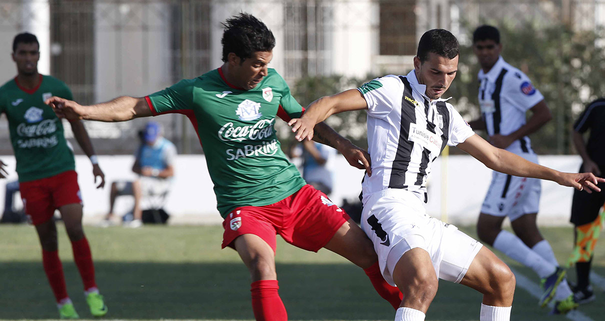Amical : le CS Sfaxien bat le Stade Tunisien