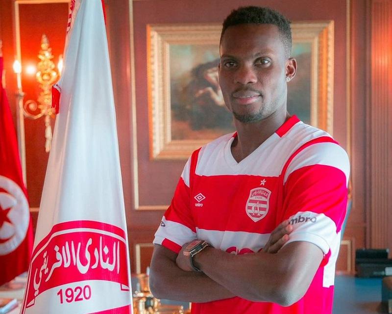 Club Africain: saison terminée pour Fabrice Ondama?