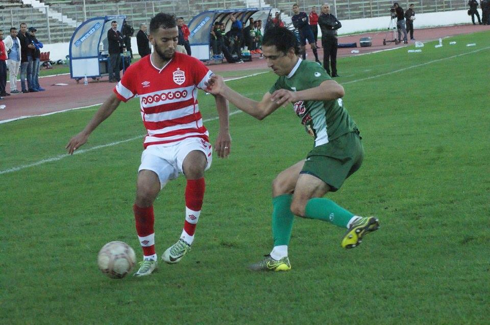 Club Africain: Ibrahim Chenihi forfait pour le Derby?