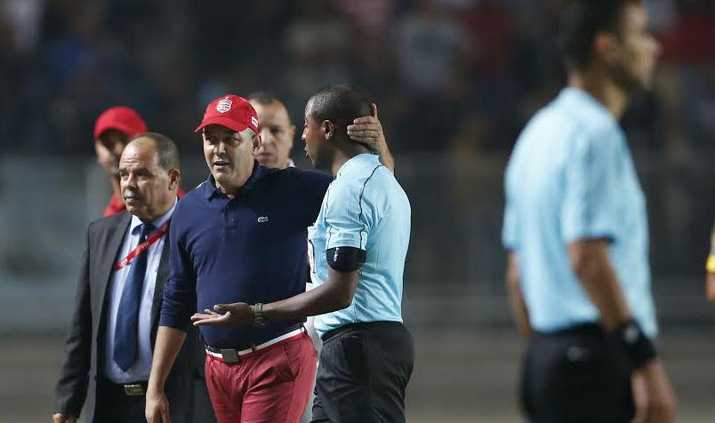 Club Africain : trois joueurs mis sur la liste de départ