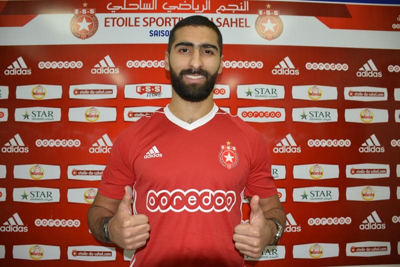 النجم الساحلي : محمد المثناني يريد العودة