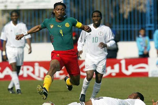 كلّ أرقام المواجهات السابقة بين الكامرون ونيجيريا في كأس أمم افريقيا