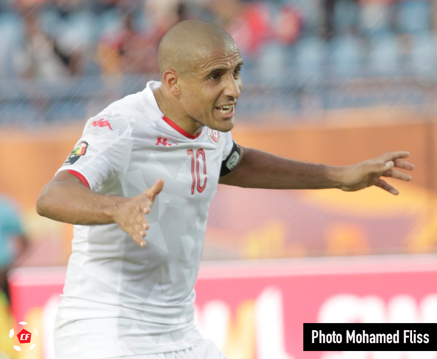 CAN 2019 : Wahbi Khazri incertain pour le match contre le Ghana