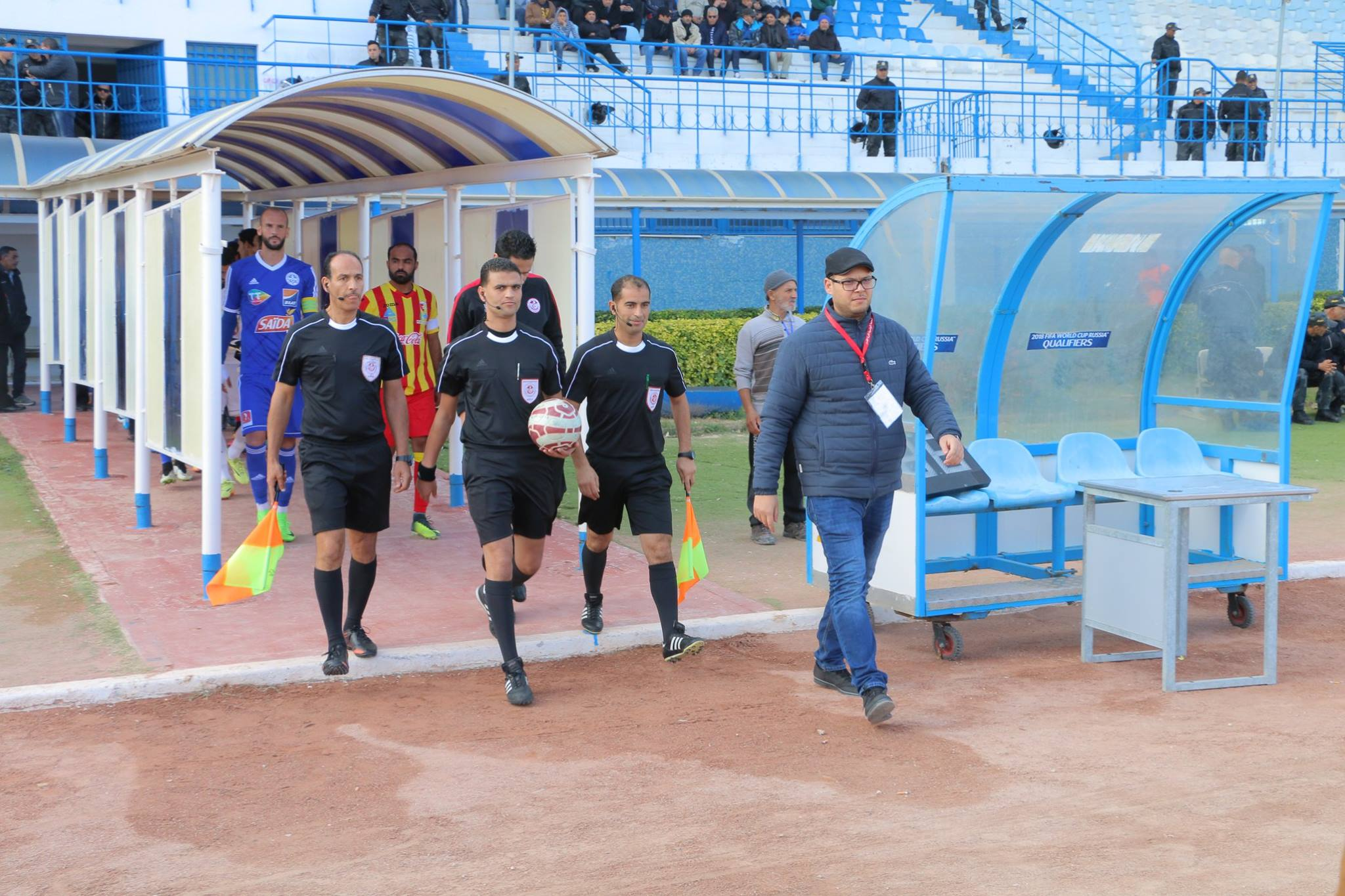 ES Tunis: 2 joueurs de l'USMo pistés