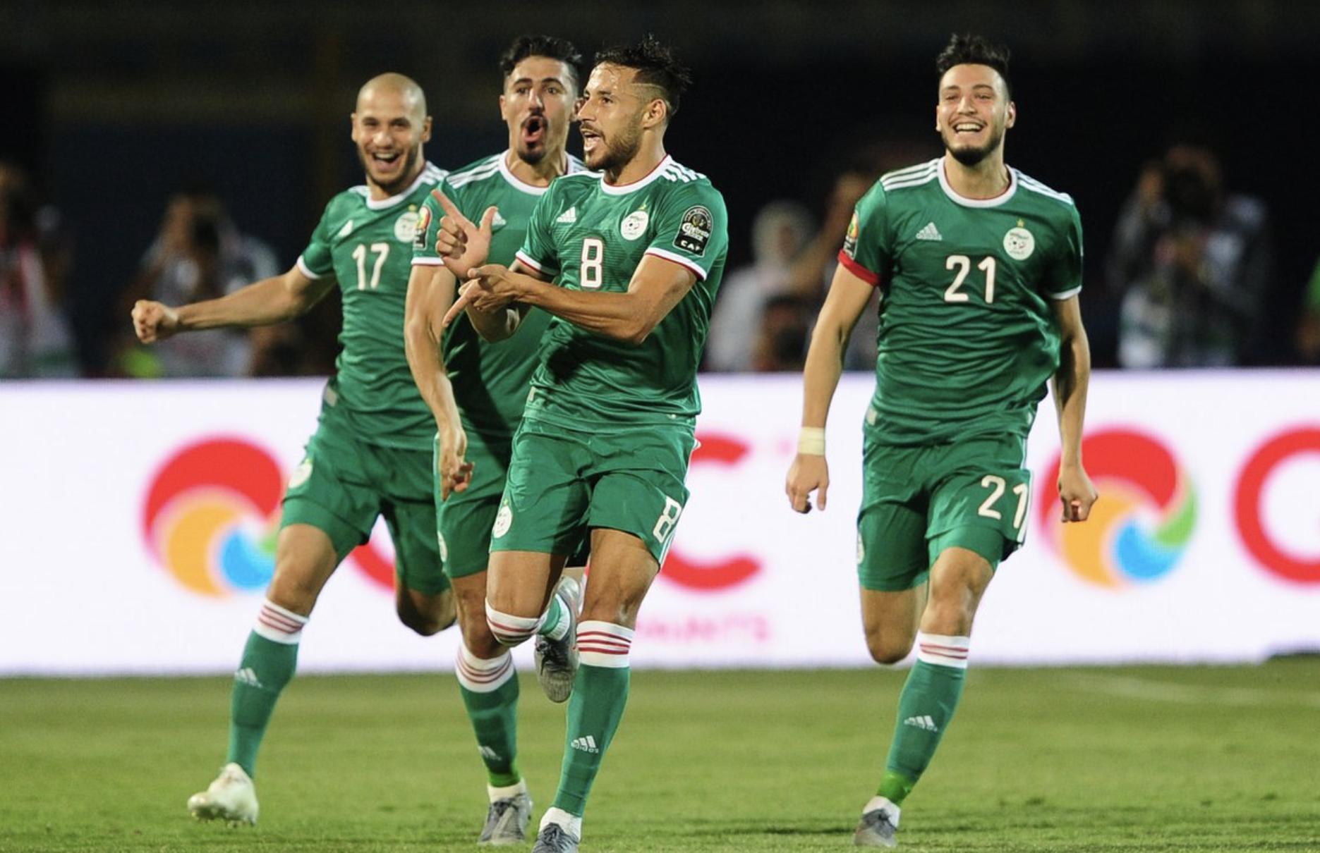 منتخب الجزائر لا ينهزم ضد السينغال في لقاءات الكان