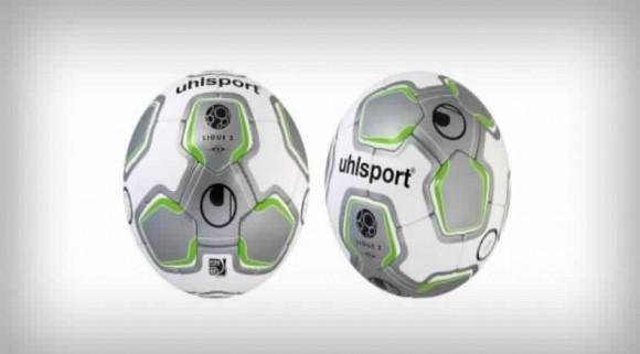 La Ligue 1 a son ballon officiel