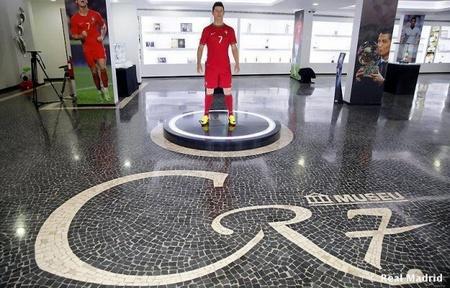 Cristiano Ronaldo confirme le lancement d'un