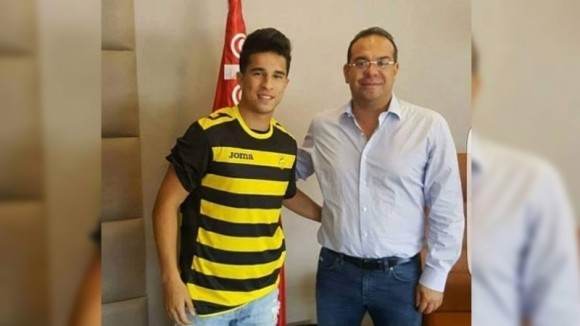 Mercato : Firas Belarbi officiellement CAB'iste