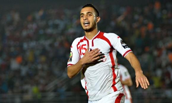 QCM Russie 2018 -  Un joueur Tunisien dans l'équipe Type du continent africain