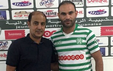 JSK - Najeh Hamadi signe pour deux ans