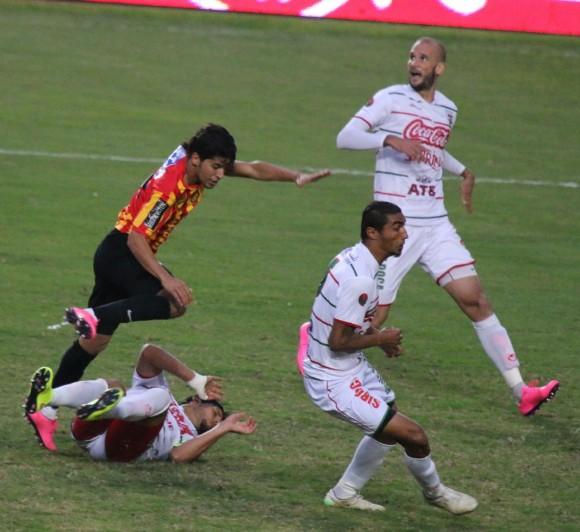 EST : Saad Bguir et Chamseddine Dahouadi blessés