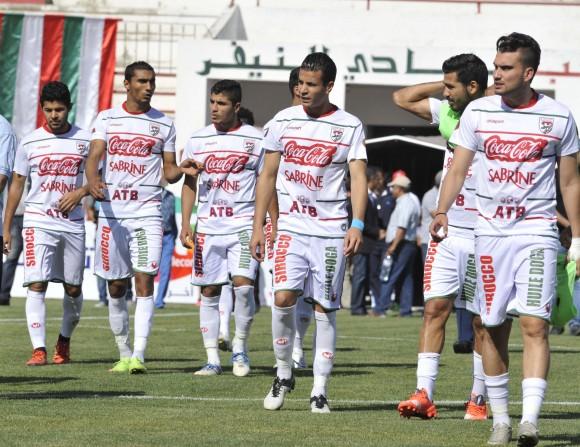 LP 1- 28e journée : le Stade Tunisien n'a pas fait le déplacement à Metlaoui