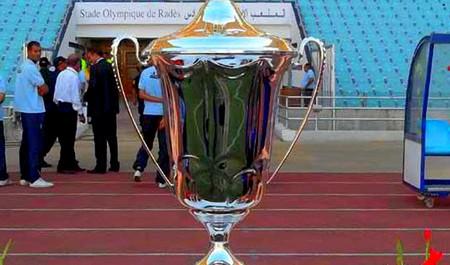 Coupe de Tunisie - 1/16e - SG/CAB le Samedi 10/05 à 15h00