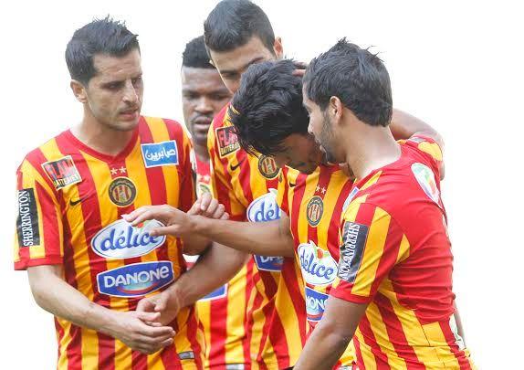 L'ES Tunis accompagne l'ESS en Ligue des Champions