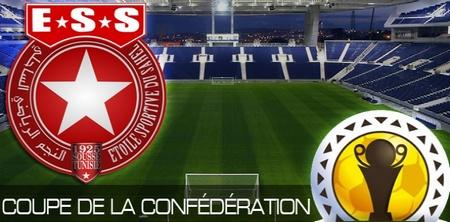 CAF : l'ESS valide son billet pour les demi-finales
