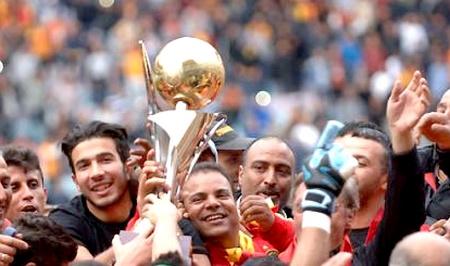 Ligue 1 - 28e journée - L'EST remporte le titre 2013/2014