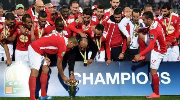 La Coupe CAF et la LDC avec une nouvelle formule à partir de l'année prochaine