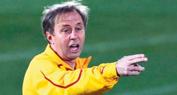 Ligue Pro1 - CA - Negociation avec Milovan Rajevac