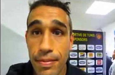 EST - Le CNAS maintient la suspension de 6 matchs de Sameh Derbali