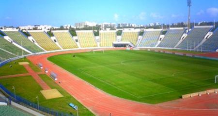 Ligue 1 - 14e journée - CAB/EGSG au stade d'El Menzah