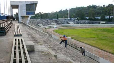 Stade Chedly Zouiten fermé durant l'été prochain